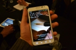 My hands are NOT remarkably small - the Samsung Galaxy Note is a just a very large smartphone