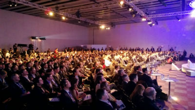 Packed out at the TDD-LTe GTI summit at MWC 2013