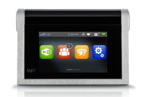 The Novatel Mifi 2 to be launched first on Bell's LTE  network in Canada.