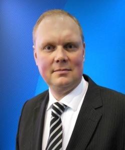 Torbjorn Pettersson, Technical Sales Manager, Mobile Services, Telenor, Sweden