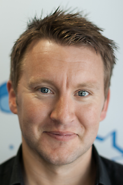 Iain Dendle, business development director for Shazam, UK