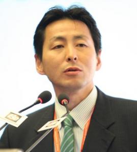 Takehiro Nakamura, director of radio access network development for NTT Docomo