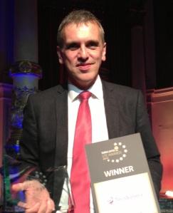 Tommy Ljunggren, vice president, Mobile System Development, Nordic and Baltics, TeliaSonera