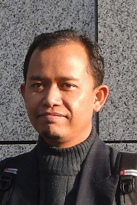 Hadi Hariyanto, senior researcher for Telkom, Indonesia