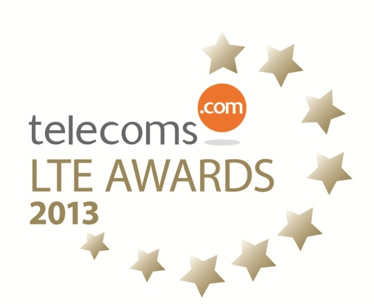 LTE Awards 2013 logo
