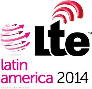LTE LATAM 2014 logo