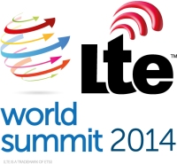 LTE World Summit 2014 logo