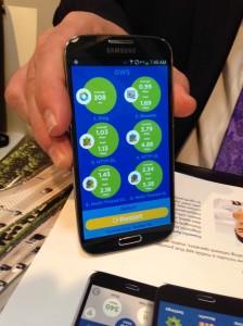 GWS app