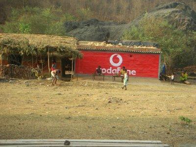 Vodafone rural telecom market