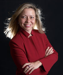 Isabelle Paradis, President of research company Hot Telecom