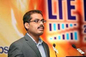 Mallikarjun Rao, CTO of Vodafone Netherlands