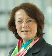 Kerstin Günther is SVP Technology Europe for Deutsche Telekom.