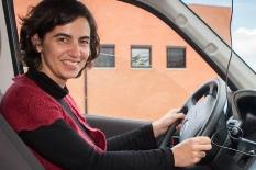 Susana Sargento, co-founder of Portuguese start-up Venium