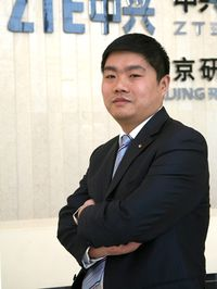 Zhang Jianguo, VP of ZTE Corporation