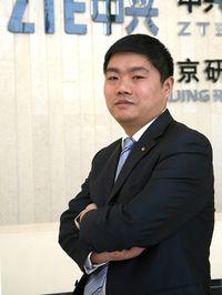 Zhang Jianguo, VP of ZTE Corporation