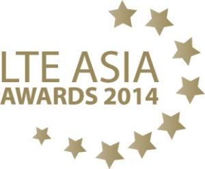 LTE Asia Awards 2014 logo