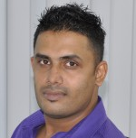 Santosh Payal, Manager for Mobile Data and Broadband Services for Vodafone Fiji Limited