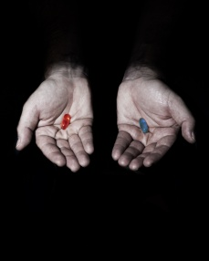 Red pill blue pill