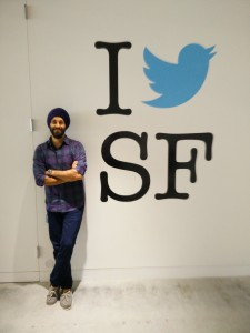 Arvinder Gujral, Director Business Development APAC, Twitter
